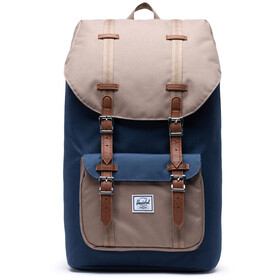 Herschel Little America Sac à dos, navy/pine bark/tan